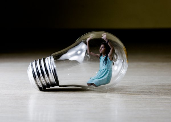 The Girl in the Light Bulb thumbnail