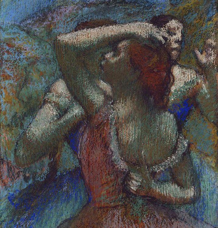 Dancers, 1900, Princeton University Art Museum