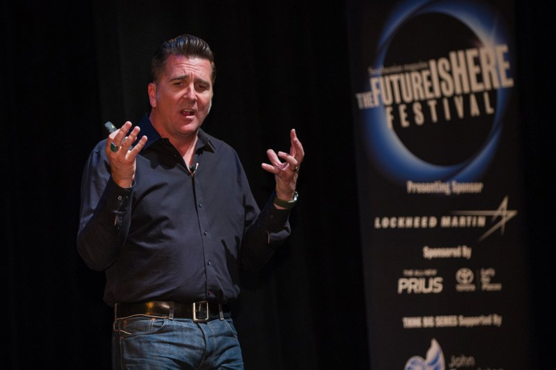 The Future Is Here Festival Considers Extraterrestrial Life and the Essence of Humanity