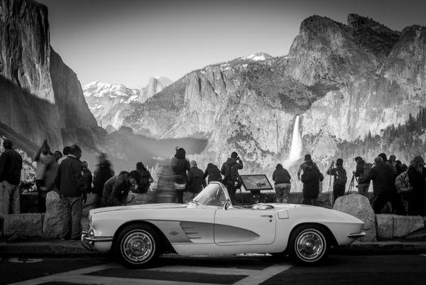 Tunnel View Corvette thumbnail