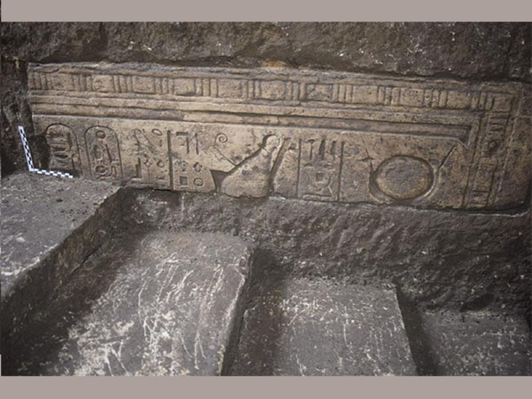 Ancient Egyptian Tools Used in Worship of the Goddess Hathor Discovered