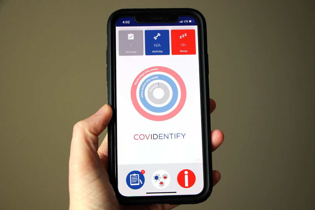 Can Smartwatches Be Adapted to Help Detect Covid-19 Infections?