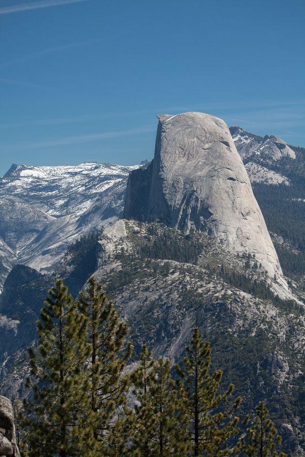 Beautiful view during a visit to Yosemite National Park thumbnail