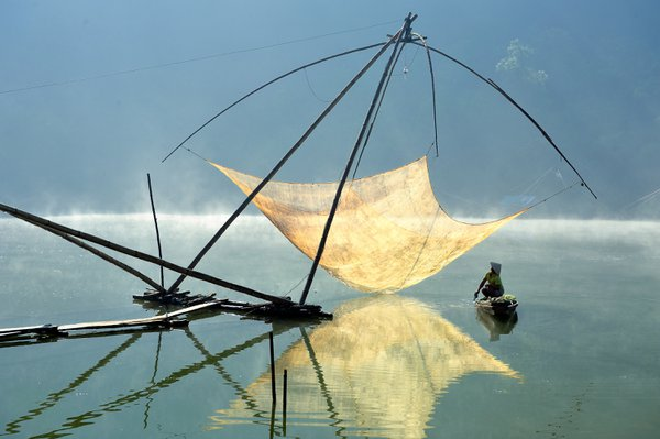 Fishing net thumbnail