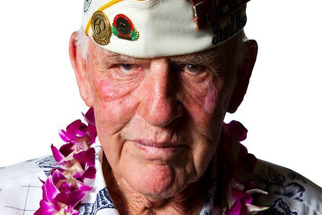 Earl Smith Pearl Harbor survivor