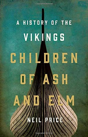 Preview thumbnail for 'Children of Ash and Elm: A History of the Vikings