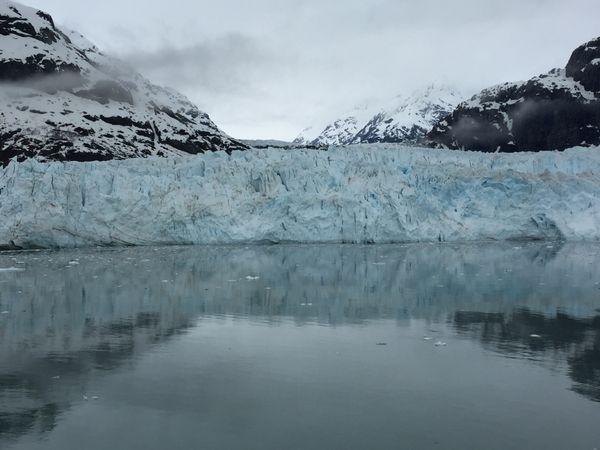 Mendenhall Glacier in Juneau AK thumbnail