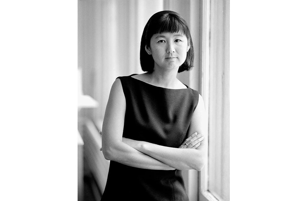 Maya Lin Used 54,000 Marbles to Model the Chesapeake Bay