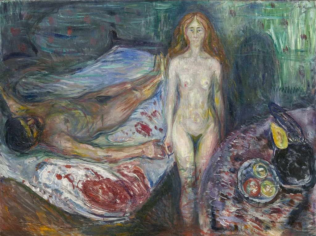 British Museum Reunites Portrait That Edvard Munch Sawed in Half to Avenge His Fiancée