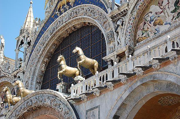 St Marks Basillica Venice Italy