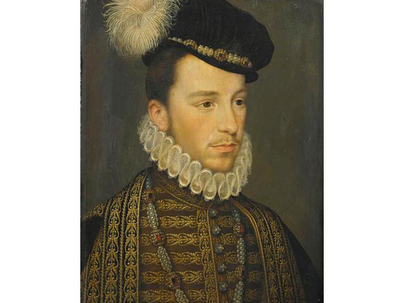 Petite Portrait of Henry III, King Who Challenged Sexual Norms in 16th-Century France, Discovered