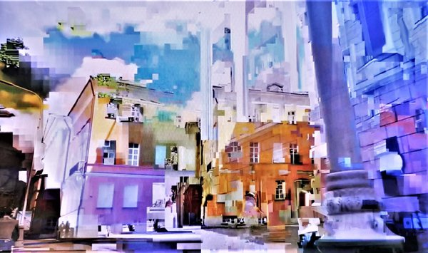 Moscow streets. Houses as I see them thumbnail