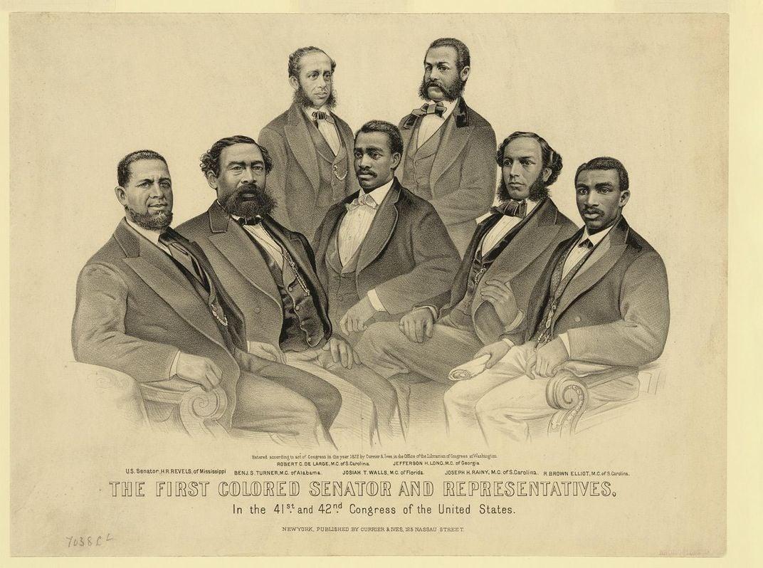 Meet Joseph Rainey, the First Black Congressman
