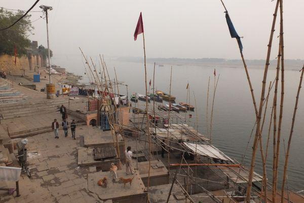 Click at bank of Ganges thumbnail
