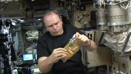 Thanksgiving-in-Space
