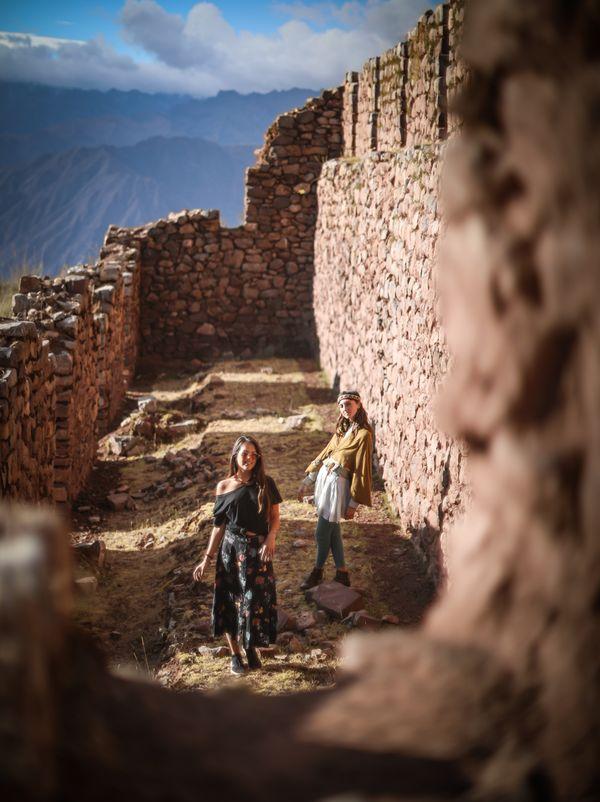 Exploring Machu Qolqa thumbnail