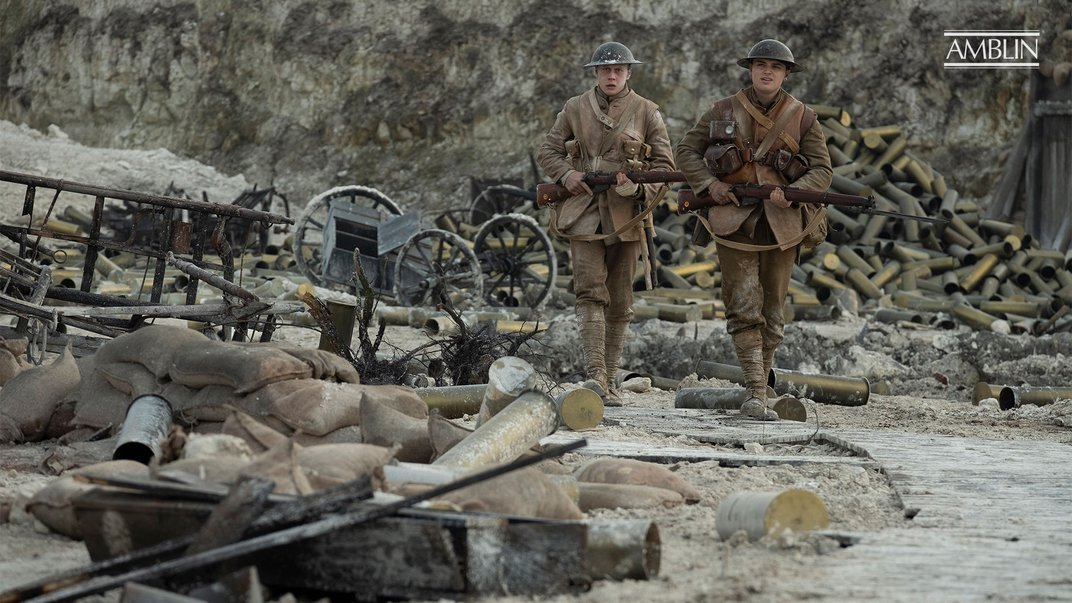 The True History Behind the '1917' Movie