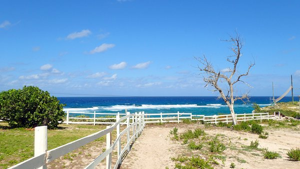 Beach near the Lighthouse on Grand Turk thumbnail