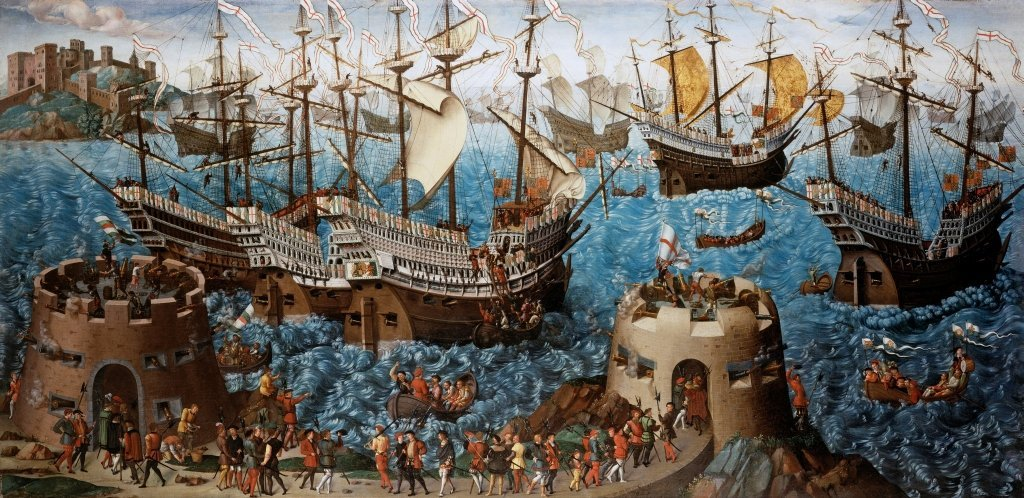 When Henry VIII and Francis I Spent $19 Million on an 18-Day Party