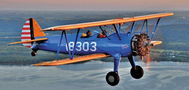 Tuskegee Airmen PT 13D