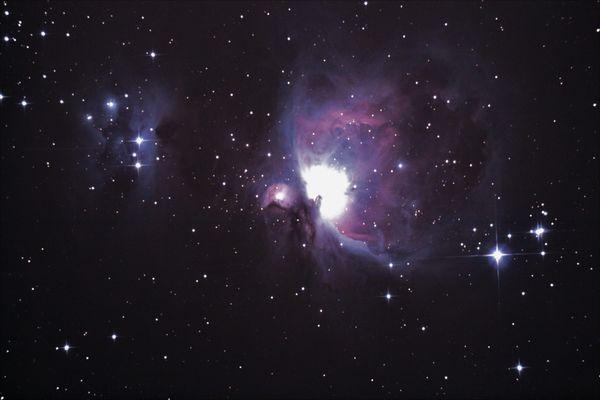 Orion Nebula, M42 thumbnail