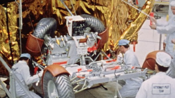 Preview thumbnail for The Design of the Lunar Rover Was Mostly Guesswork