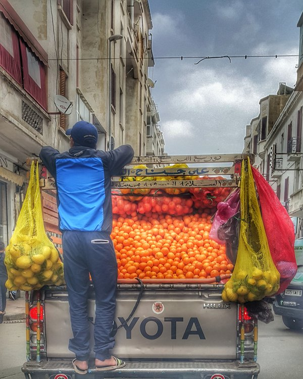 Much more than an yota of oranges thumbnail