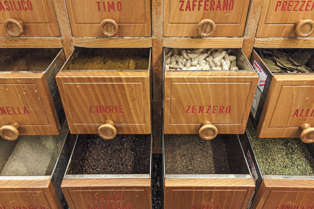 The Spice That Built Venice