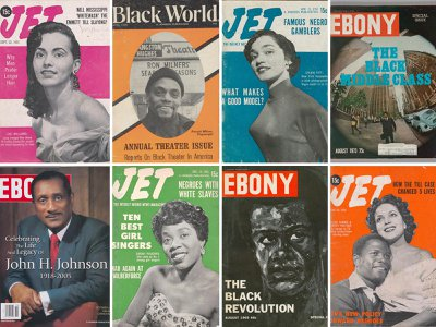 The company's publications (including Black World, EbonyJet) reached a wide audience with photo-driven narratives and interviews.