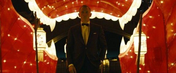 James Bond's Dapper Dinner Jackets