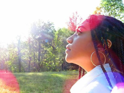 """Elexia Alleyne and her family have lived in what they call """"the barrio of Washington, D.C."""" for three generations."""