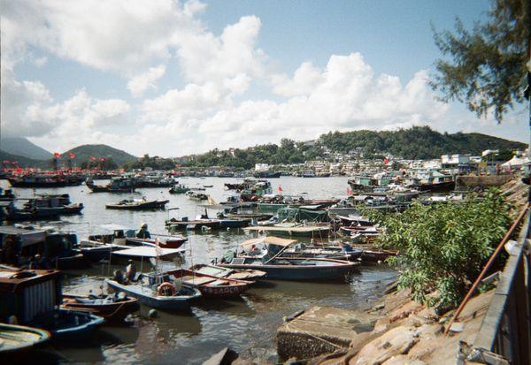 Boats in Cheung Chau thumbnail
