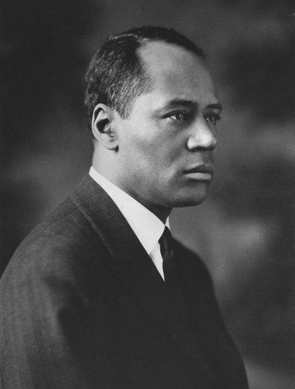 <i>Dr. Charles Houston</i>, 1931. Addison N. Scurlock. Scurlock Studio Records. Archives Center, National Museum of American History, Smithsonian Institution.