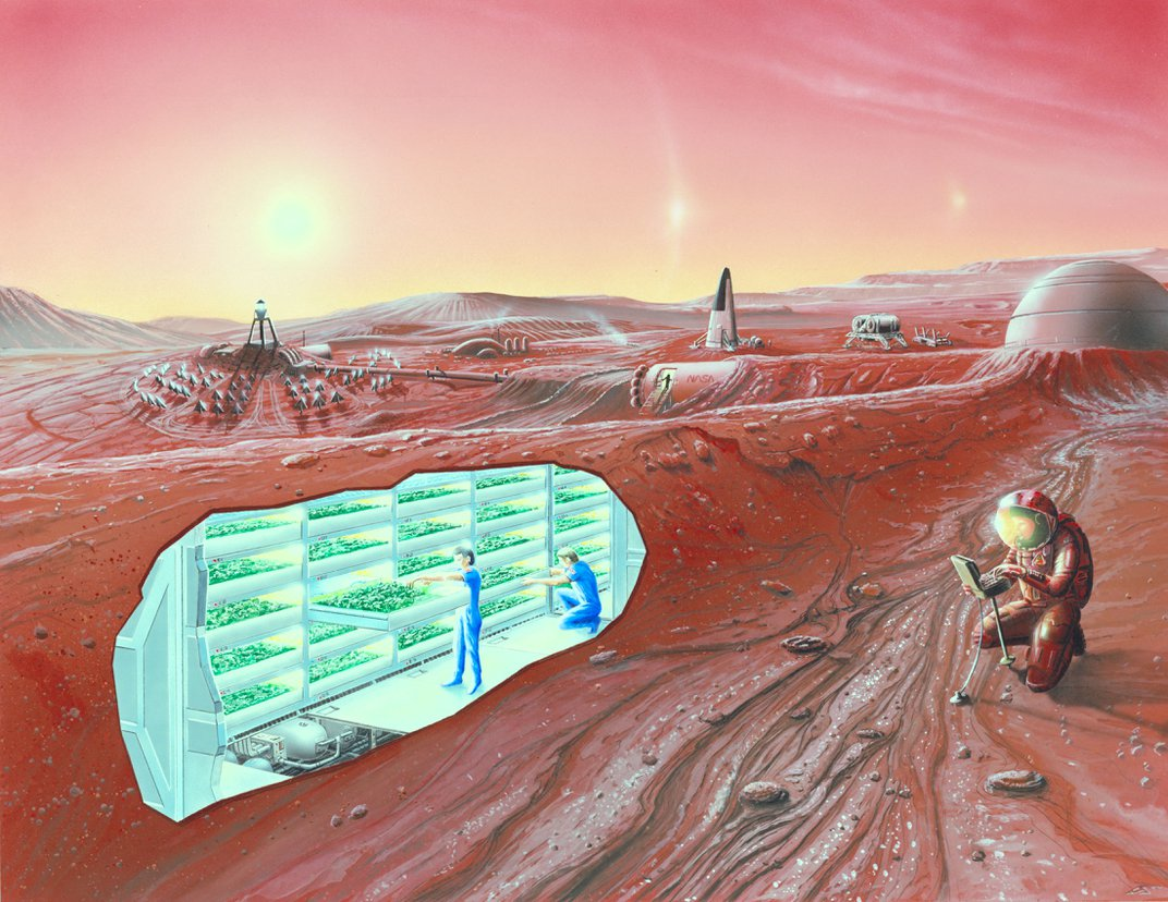 When Humans Begin Colonizing Other Planets, Who Should Be in Charge?