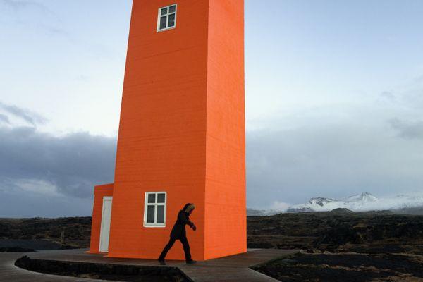 An orange lighthouse thumbnail