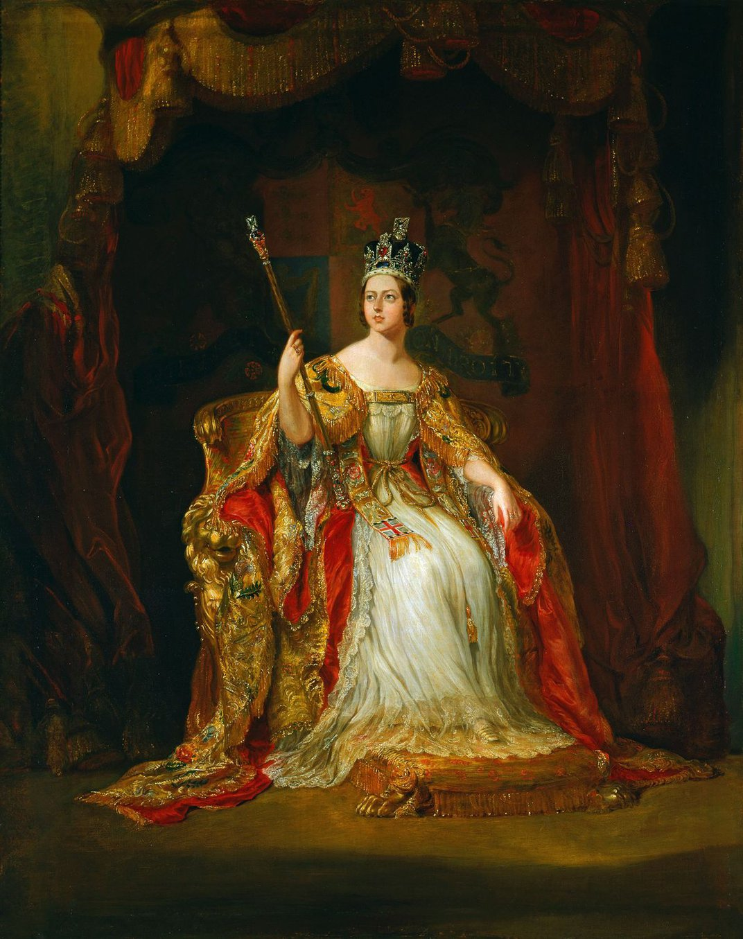 Americans Caught 'Victoria Fever' For The British Queen's 1838 Coronation