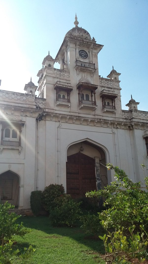 Palace in Hyderabad thumbnail