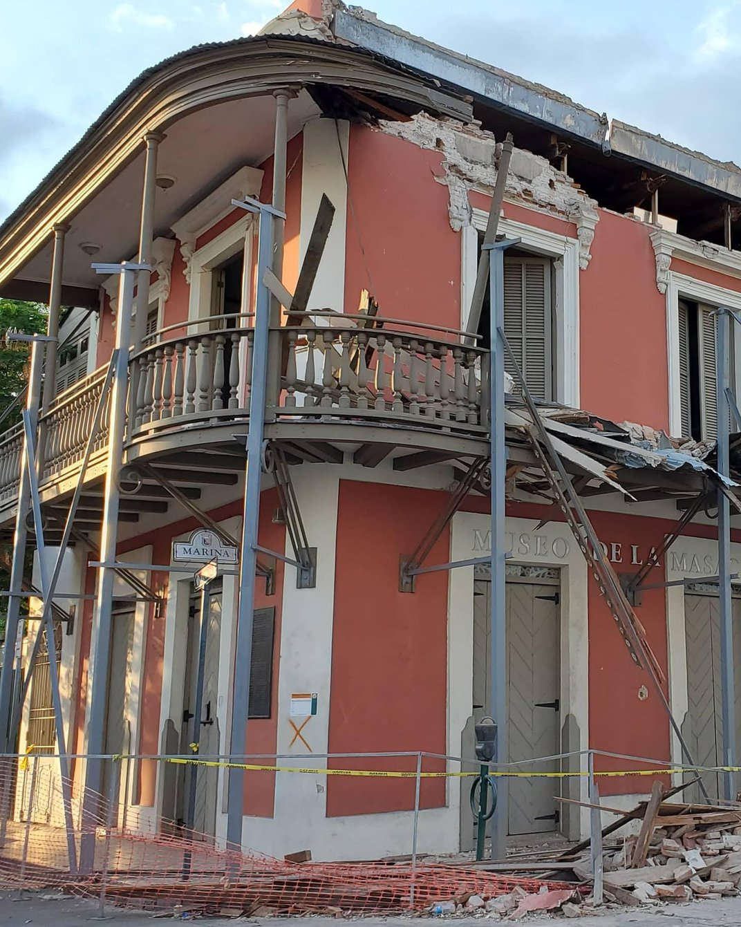 5.4-Magnitude Earthquake Damages Puerto Rican Museums