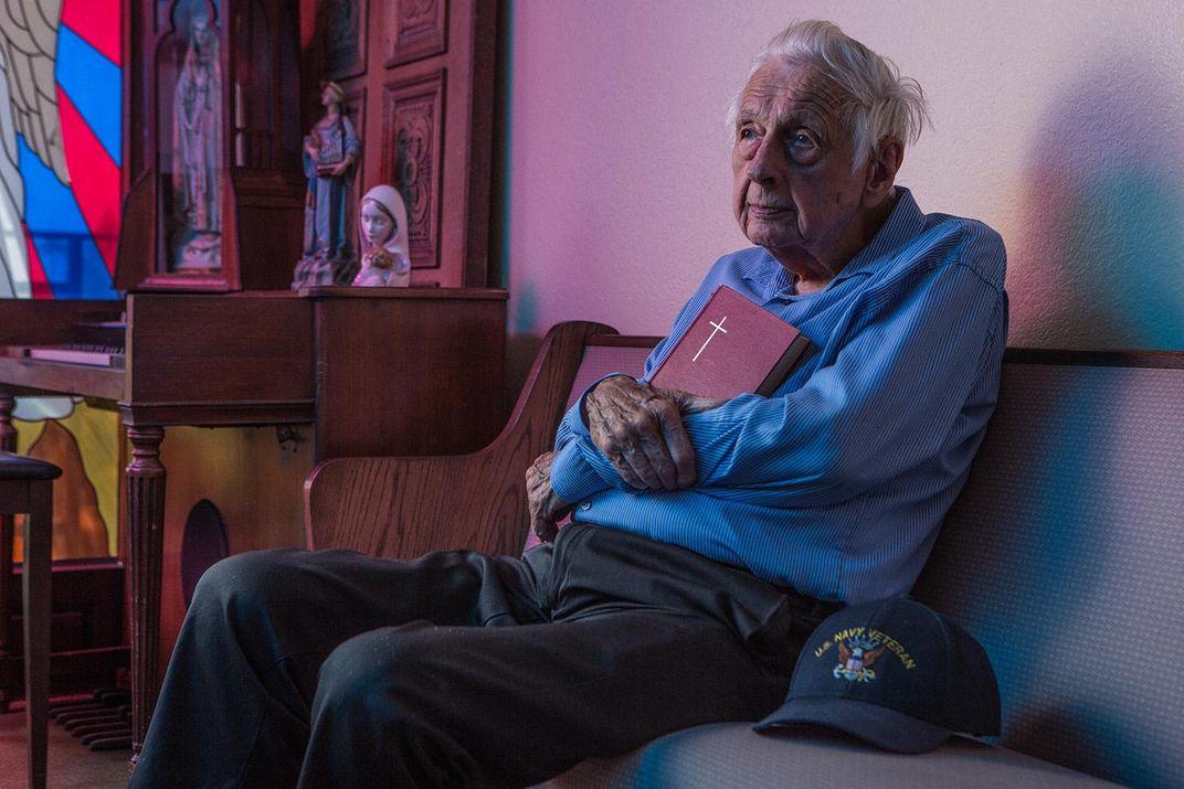See 12 Stunning Portraits of World War II Veterans