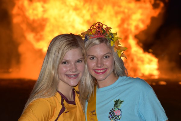 Homecoming Bonfire Sisters thumbnail