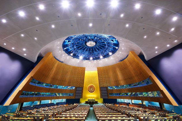 United Nations General Assembly, New York City