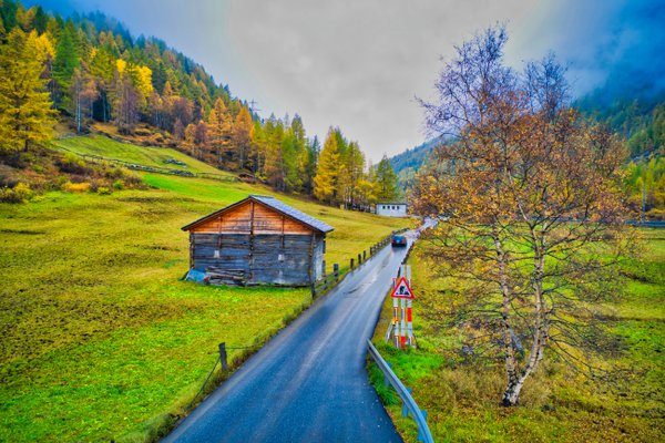 Beautiful Autumn in Zermatt thumbnail