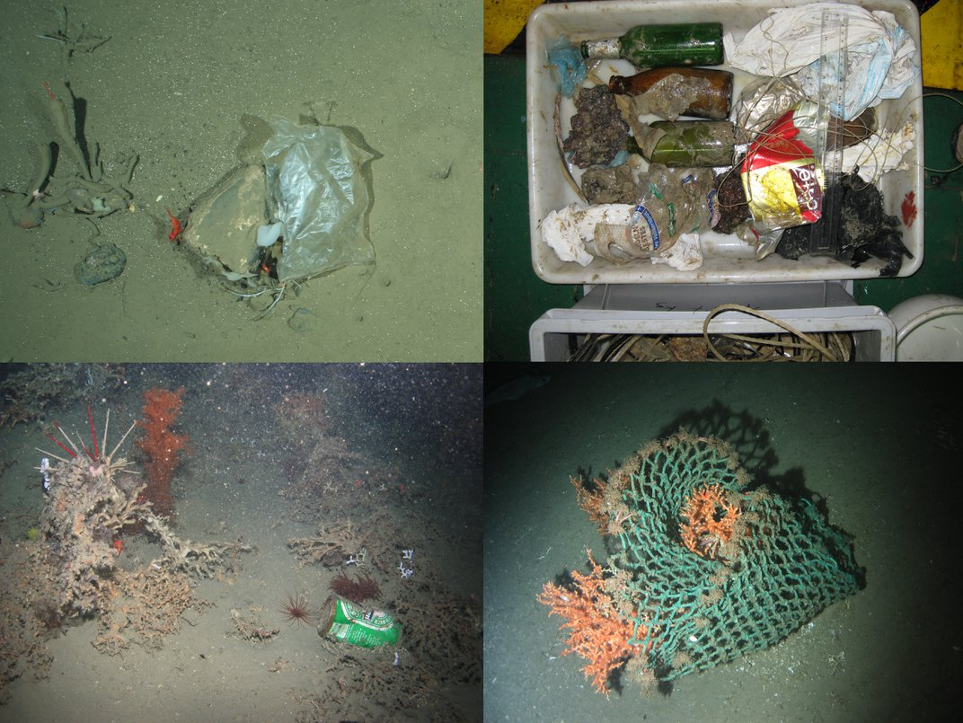 Your Garbage Is Polluting Even The Deep, Remote Reaches of the Ocean