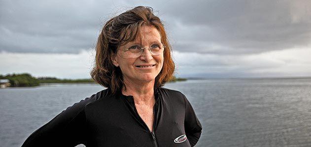 Nancy Knowlton marine biologist