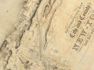 Photo courtesy of David Rumsey Map Collection. Interactive by Esri. Text by Natasha Geiling.