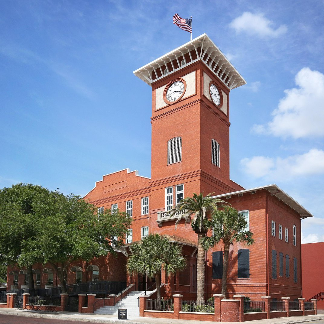 The Last Cigar Factory in Tampa