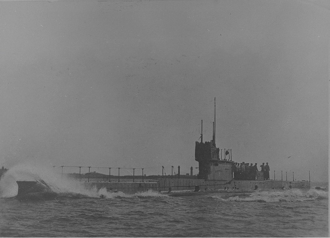 After Mysteriously Disappearing in WWI, Australia's First Submarine Finally Found