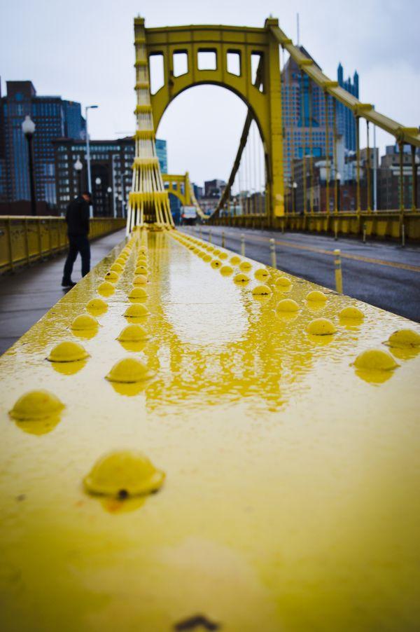 Pittsburgh rainy bridge thumbnail