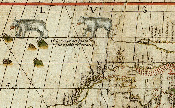 How Polar Bears Became the Dragons of the North