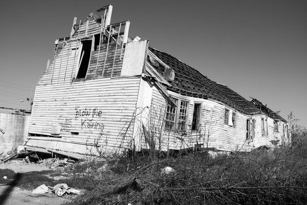 895 days after Hurricane Katrina. An American city still deep in its culture but still in need of revitalization. thumbnail